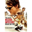 Mission Impossible 5 : Rogue Nation