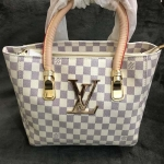 LV WhiteGrey Bag