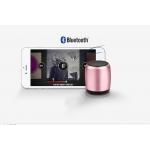 BM3 Mini Bluetooth Wireless Speaker Gold Color